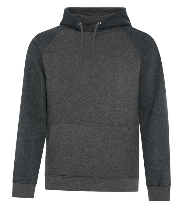 Premium Fleece Sweater: Two Tone