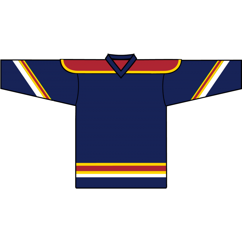 Retro Team Jersey: Florida Panthers 1998 Navy - Canadian Jersey Superstore