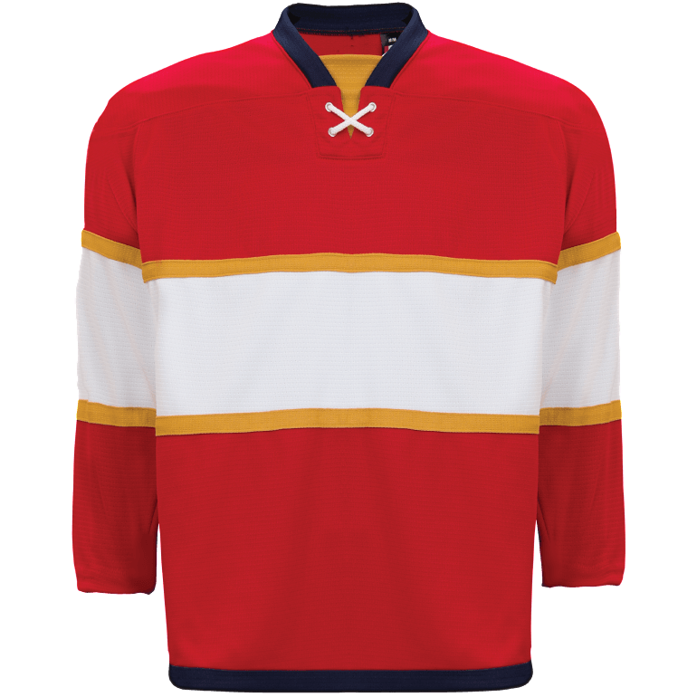 Premium Team Jersey: Florida Panthers Red