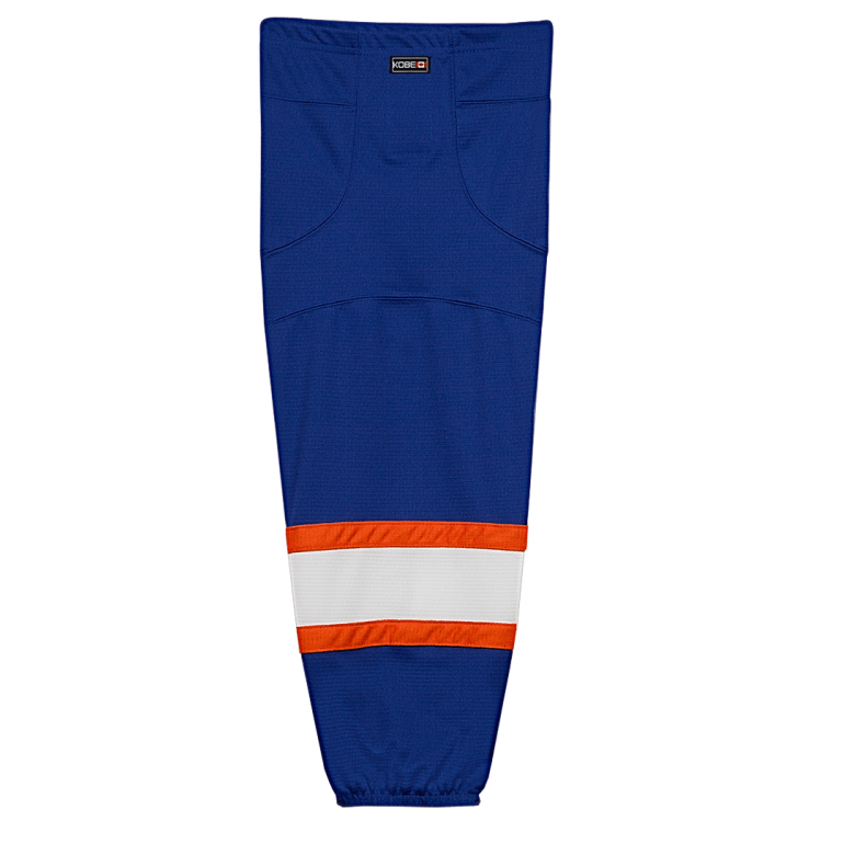 Premium NHL Pattern Socks: Halifax Highlanders (Goon) Blue - Canadian Jersey Superstore