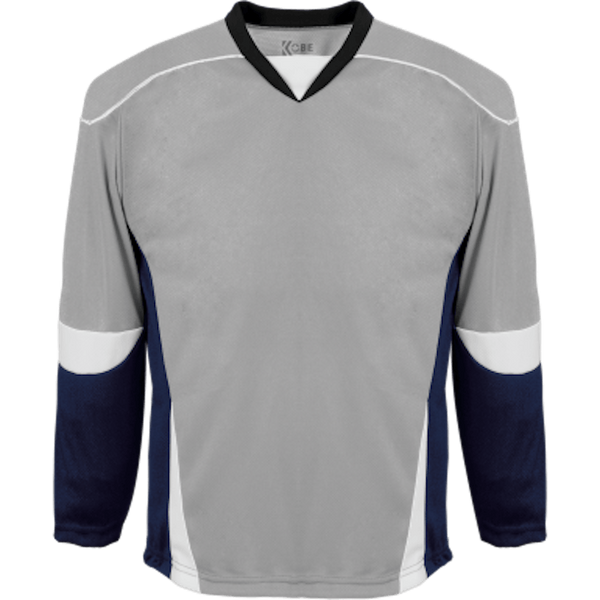 Alternative Team Jersey: Grey/Navy/White