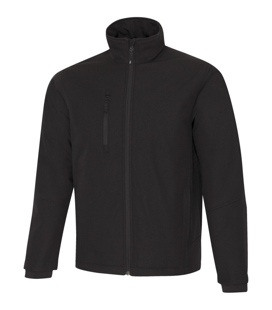 Soft Shell Jacket: Men's Cut Premier