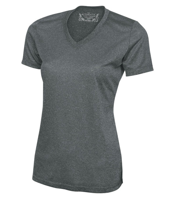 Performance T-Shirt: Women's Cut Heather Pattern