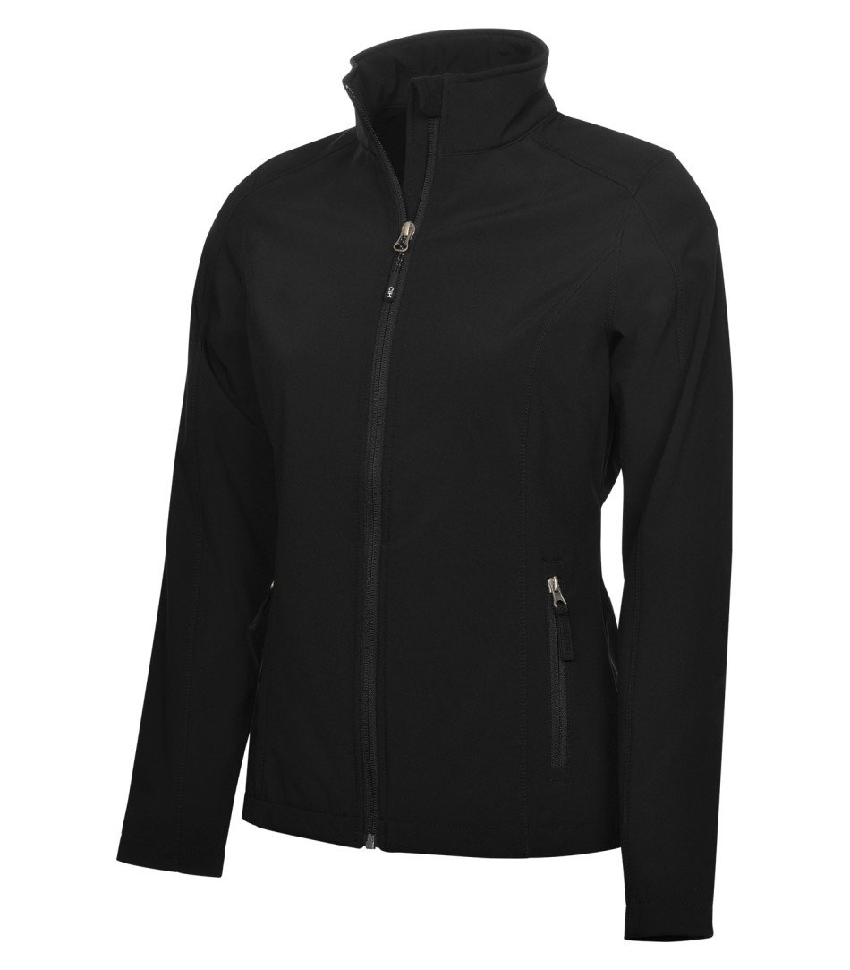 Soft Shell Jacket: Women's Cut Everyday