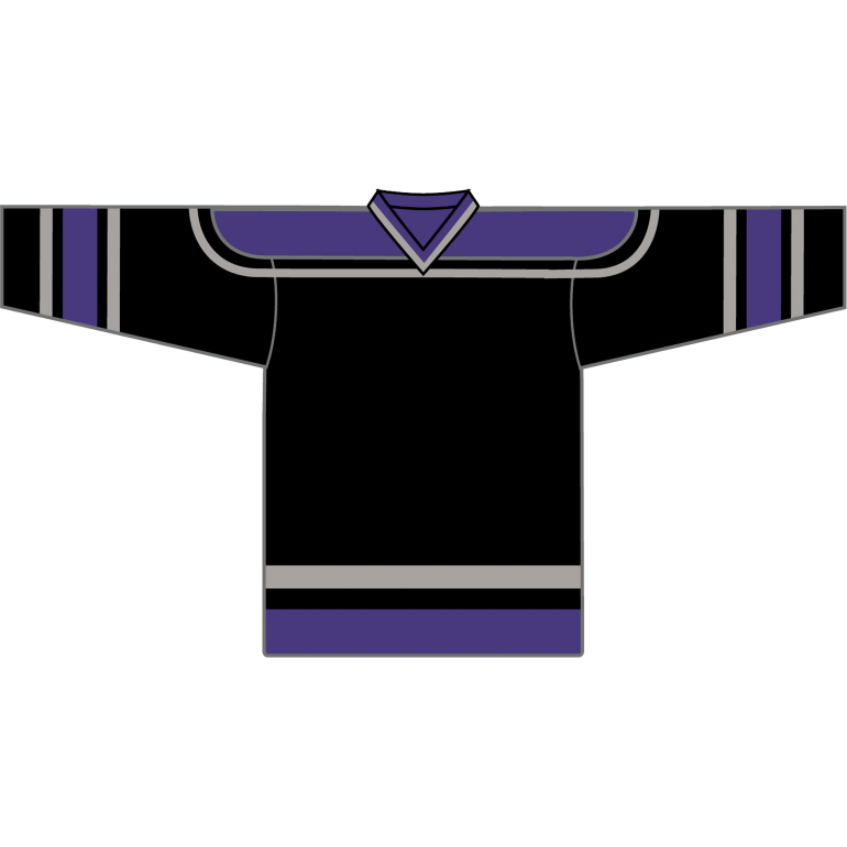 Retro Team Jersey: Los Angeles Kings 1998 Black - Canadian Jersey Superstore