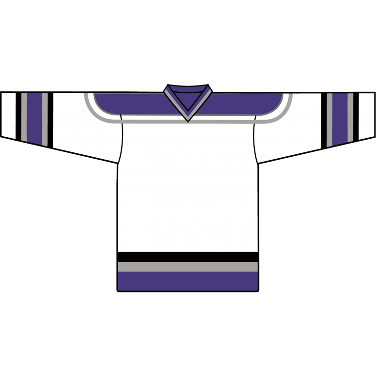 Retro Team Jersey: Los Angeles Kings 1998 White - Canadian Jersey Superstore