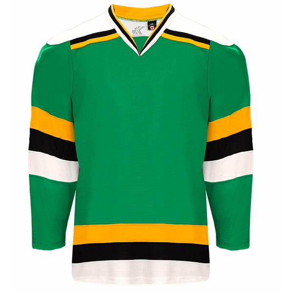 Premium Team Jersey: Minnesota North Stars 1991 Green - Canadian Jersey Superstore