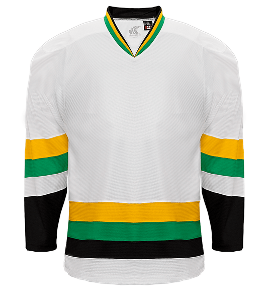 Premium Team Jersey: Minnesota North Stars 1991 White - Canadian Jersey Superstore