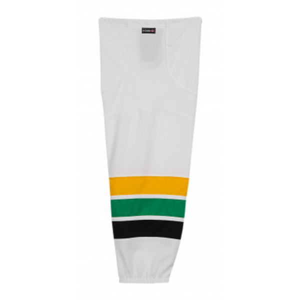 Premium NHL Pattern Socks: Minnesota North Stars 1991 White - Canadian Jersey Superstore