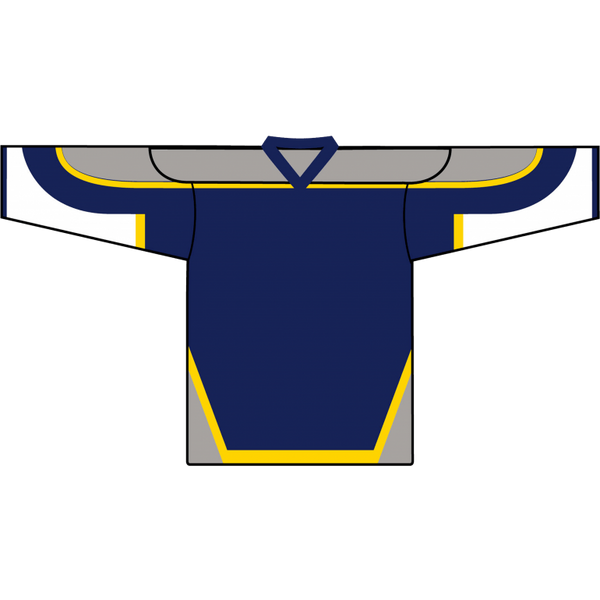 Retro Team Jersey: Nashville Predators 1998 Navy - Canadian Jersey Superstore