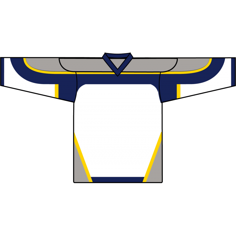 Retro Team Jersey: Nashville Predators 1998 White - Canadian Jersey Superstore