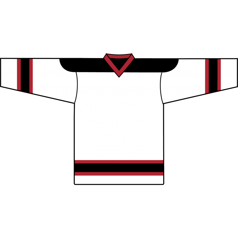 Retro Team Jersey: New Jersey Devils White - Canadian Jersey Superstore