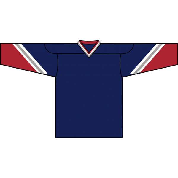 Retro Team Jersey: New York Rangers 1996 Navy - Canadian Jersey Superstore