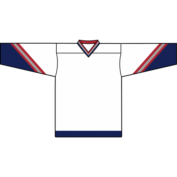 Retro Team Jersey: New York Rangers 1998 White - Canadian Jersey Superstore