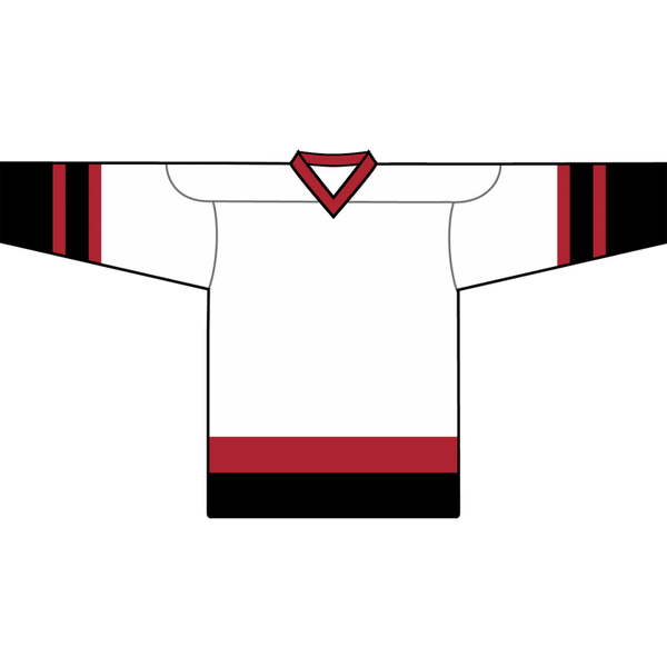 Retro Team Jersey: Ottawa Senators 1992 White - Canadian Jersey Superstore