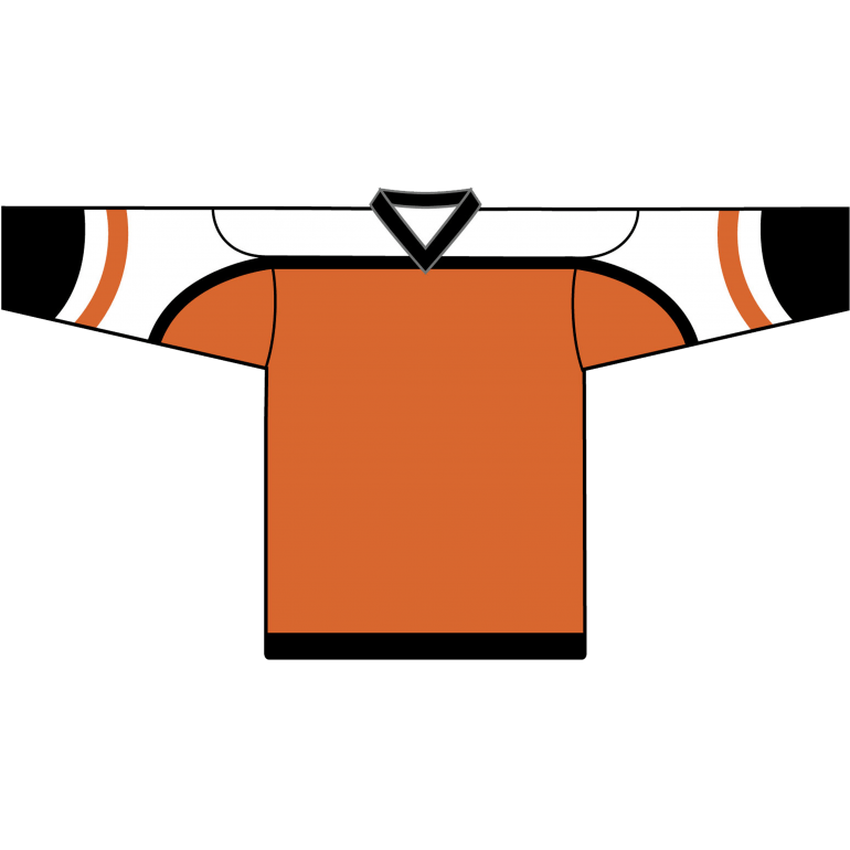 Retro Team Jersey: Philadelphia Flyers 1984 Orange - Canadian Jersey Superstore