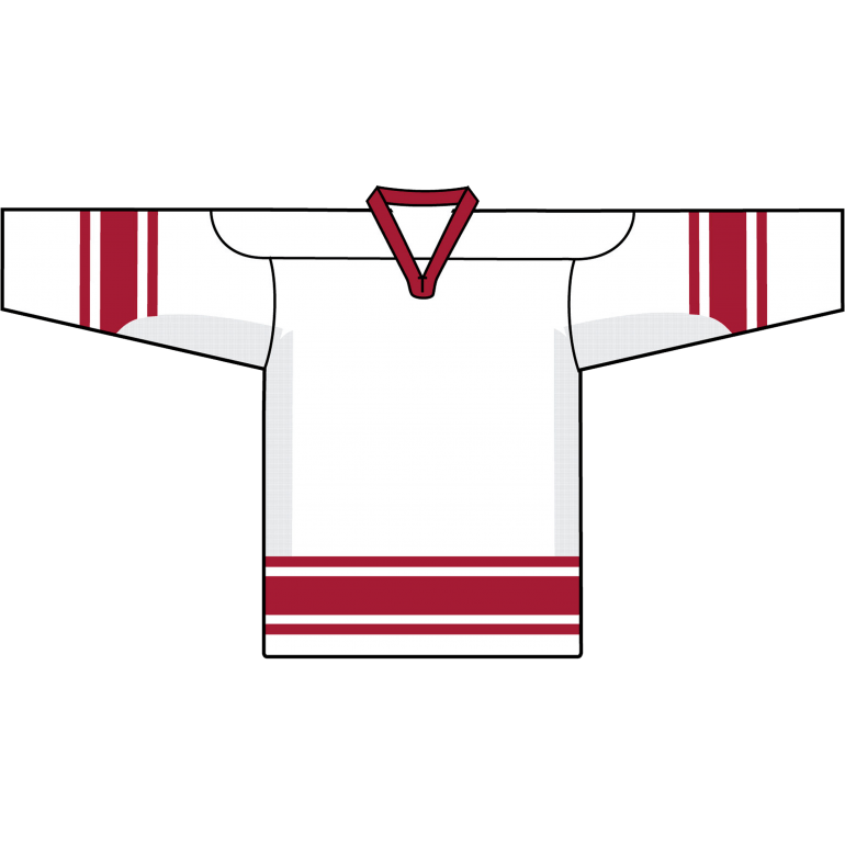 Retro Team Jersey: Phoenix Coyotes 2003 White - Canadian Jersey Superstore