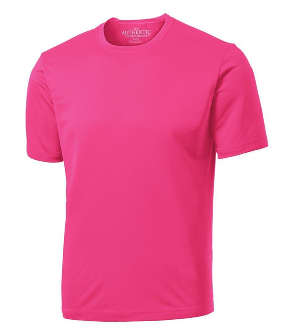 Performance T-Shirt: Men's Cut Basic Solid Colours