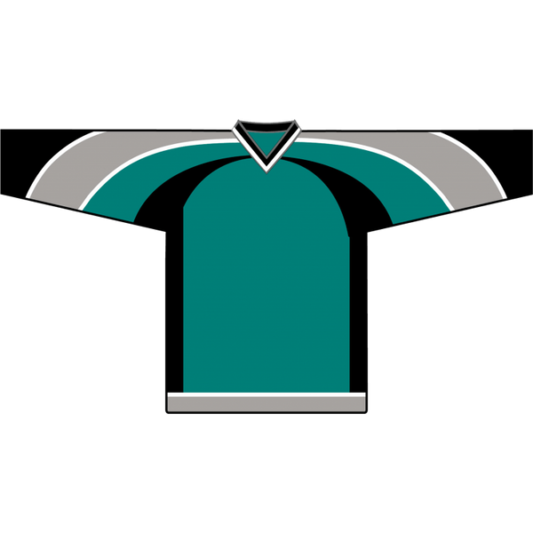Retro Team Jersey: San Jose Sharks 1998 Teal - Canadian Jersey Superstore