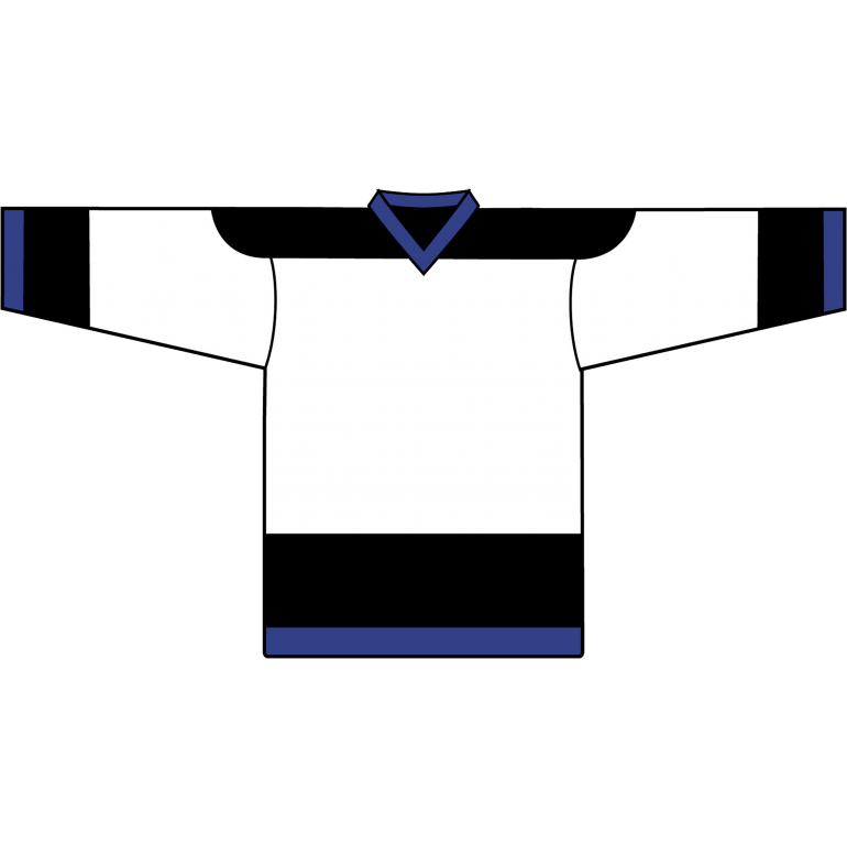 Retro Team Jersey: Tampa Bay Lightning 1992 White - Canadian Jersey Superstore