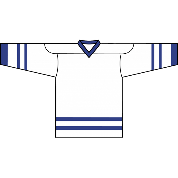 Retro Team Jersey: Toronto Maple Leafs White - Canadian Jersey Superstore