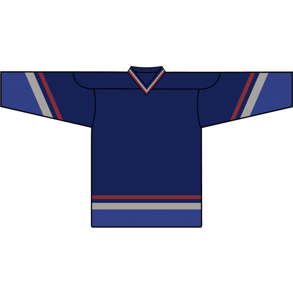 Retro Team Jersey: Vancouver Canucks 1997 Navy - Canadian Jersey Superstore
