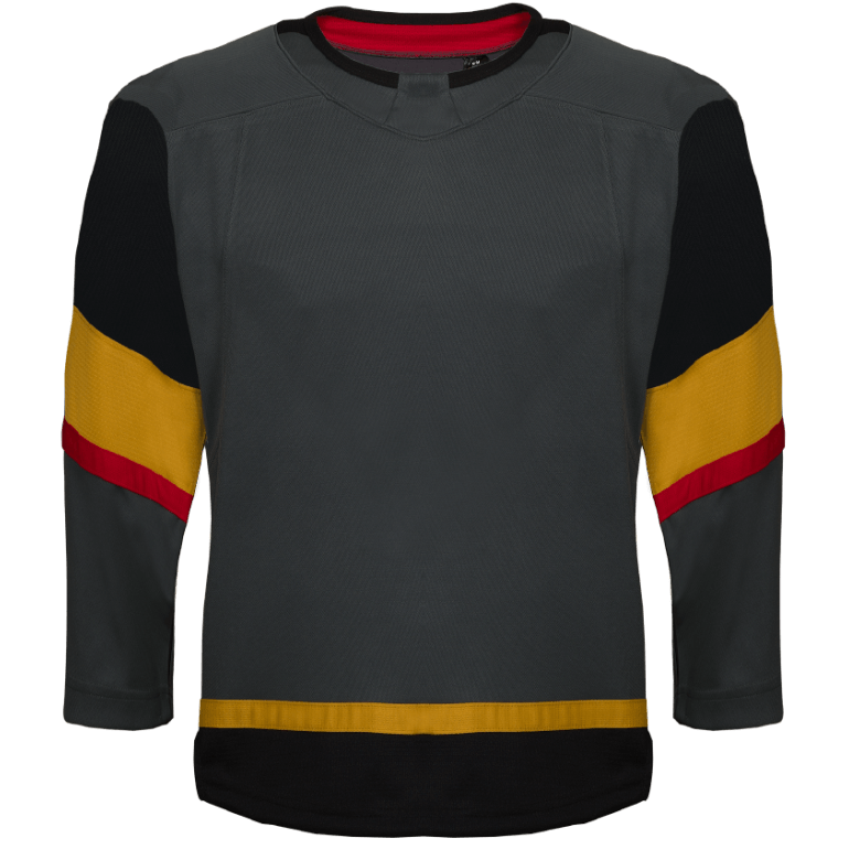 Premium Team Jersey: Vegas Golden Knights Steel Grey