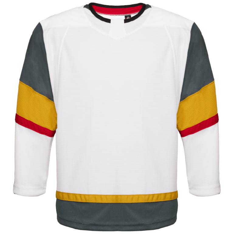 new concept 0f296 9fecb Premium Team Jersey: Vegas Golden Knights White