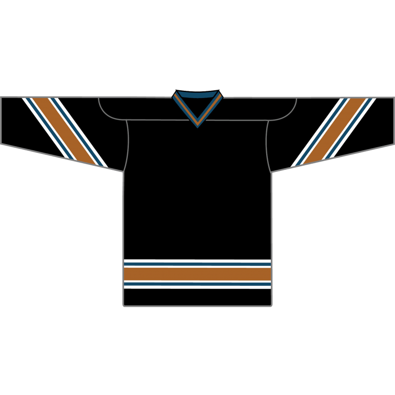 Retro Team Jersey: Washington Capitals 1997 Black - Canadian Jersey Superstore