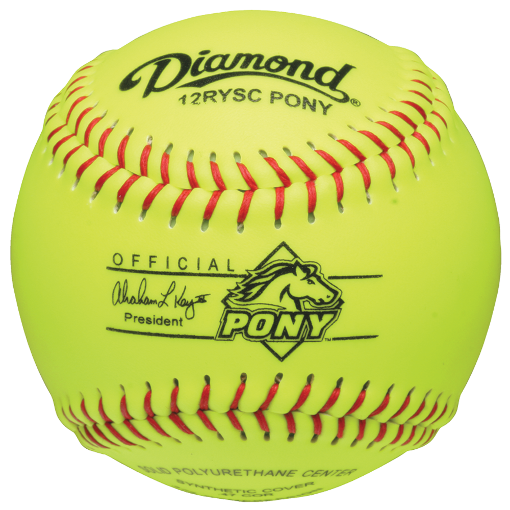 12RYSC PONY - Diamond Dugout
