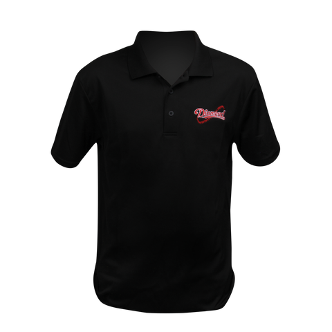 Short Sleeve Polo - Diamond Dugout