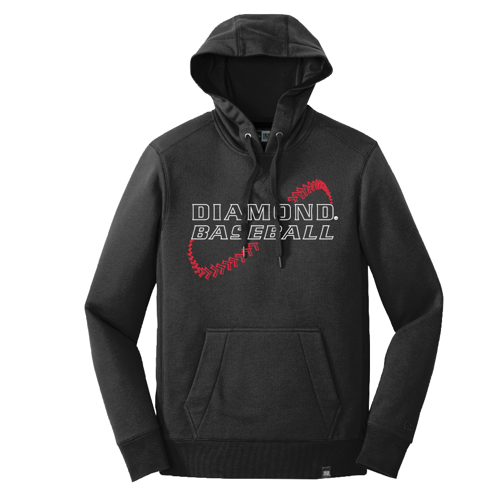 Diamond Baseball Hoodie - Diamond Dugout