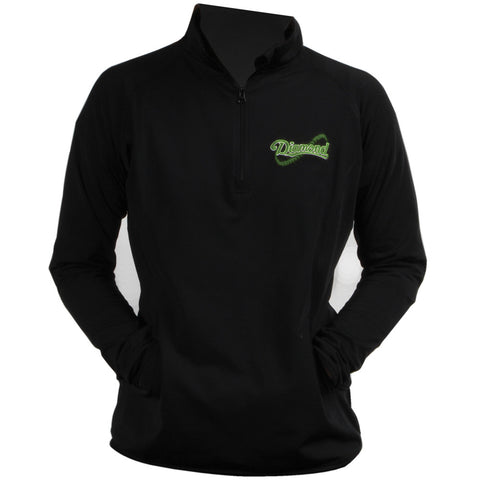 Women's Half-Zip Pullover - Diamond Dugout