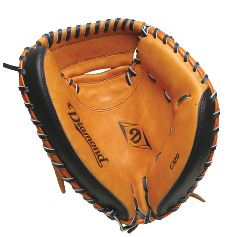 C320 Baseball Catcher's Mitt - Diamond Dugout
