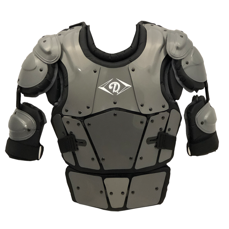 Ump Pro Chest Protector - Diamond Dugout
