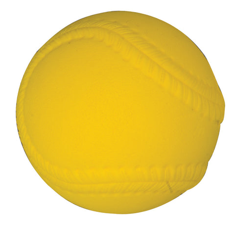 Yellow Lightweight Foam Balls - Diamond Dugout