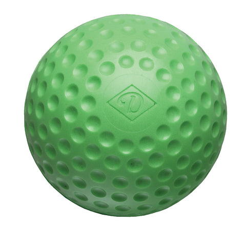 Green Dimpled Lightweight Foam Balls - Diamond Dugout