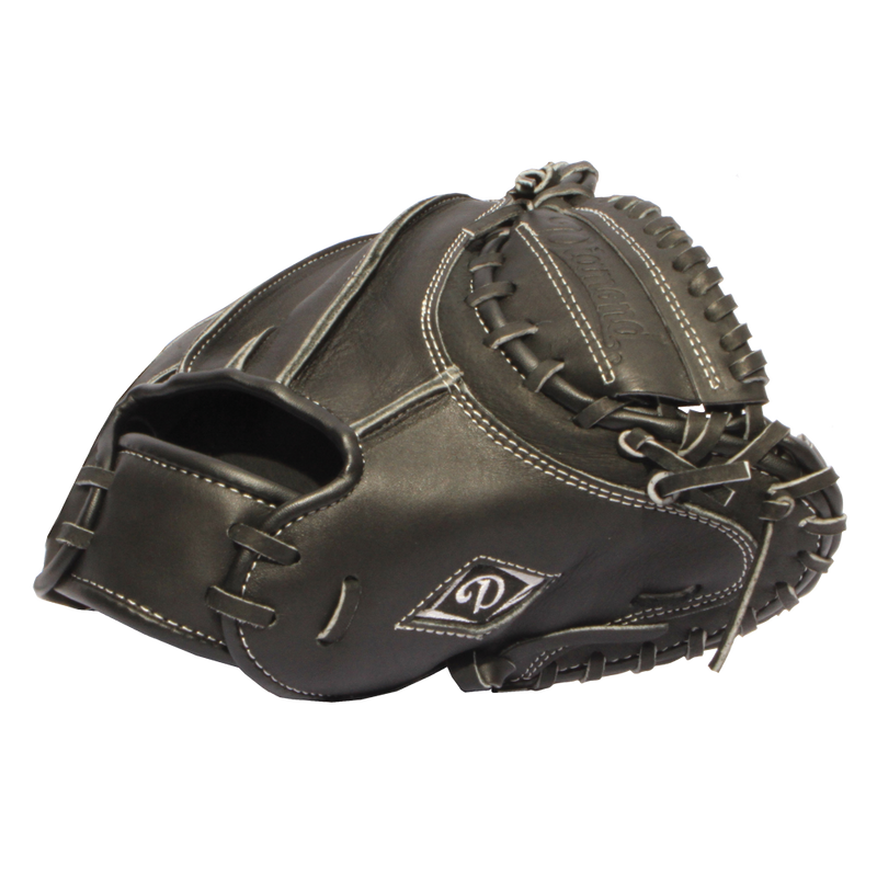 "Catcher's 32"" Trainer Mitt (Small Web) - Diamond Dugout"