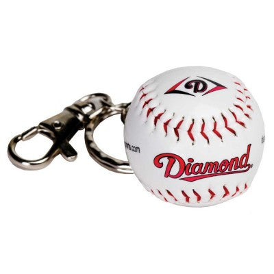Baseball/Softball Keychain - Diamond Dugout
