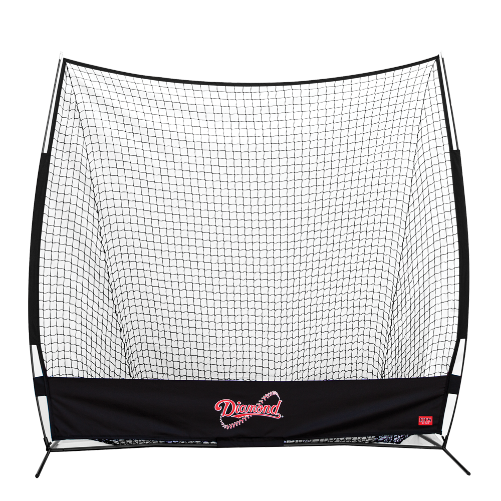 Standard Catch Net - Diamond Dugout