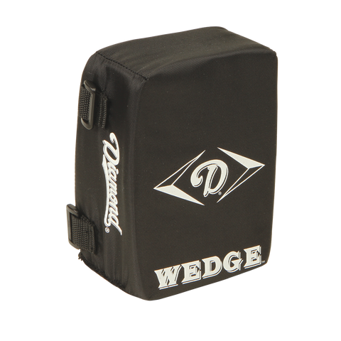 Wedge™ Knee Supports (Black) - Diamond Dugout