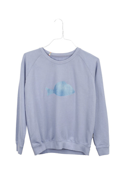 Beirut Fish women's boyfriend sweat