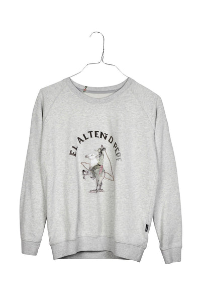 Alteno Pepe women's boyfriend sweat