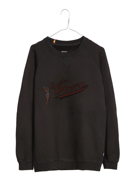 Santa Obrera men's sweater