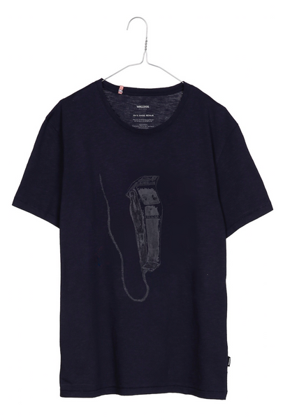 Amar's trimmer men's crew neck t-shirt