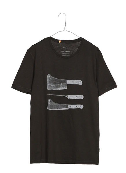 Würst men's crew neck t-shirt