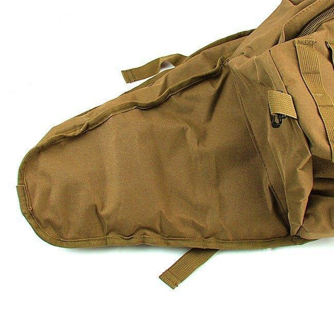 Military USMC Army Tactical Molle Hiking Hunting Camping Rifle Backpack Bag - Gogobomo Gear