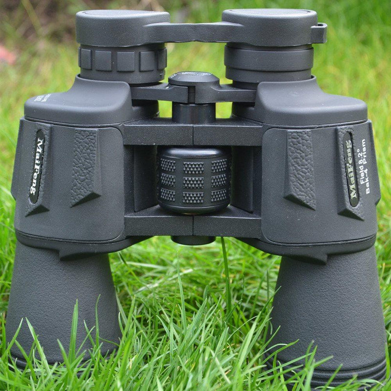 High Quality HD Wide-Angle 20X50WA 68M/1000M Binoculars Central Zoom Portable - Gogobomo Gear