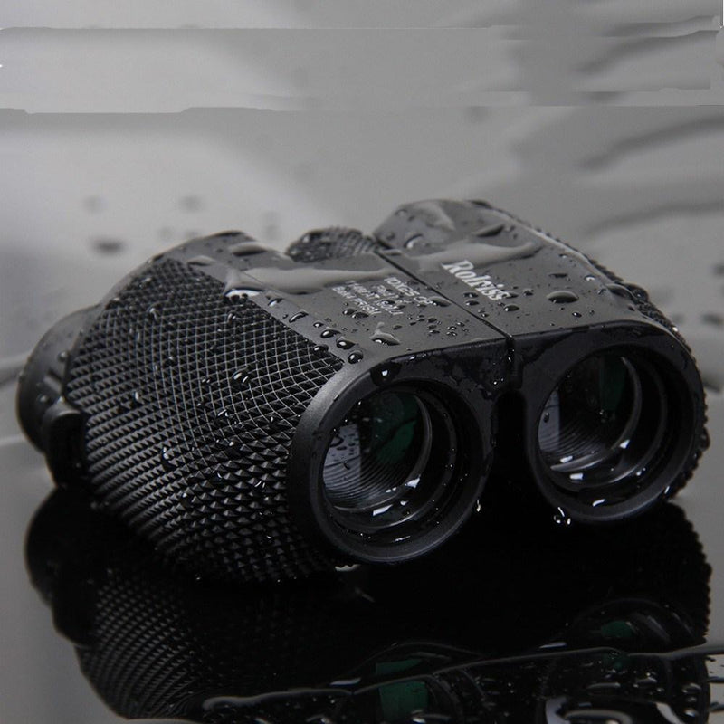 Powerful 10X Waterproof Portable Binoculars Hunting Tourism Optical Outdoor Sports - Gogobomo Gear