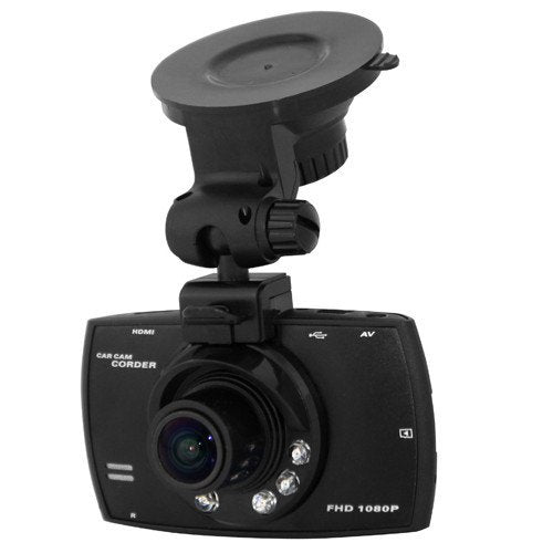 "2.7"" 170 Degree Wide Angle Full HD 1080P Car DVR Camera Recorder Motion Detection Night Vision - Gogobomo Gear"